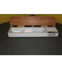 NordCap Pizzakühltisch-Aufsatz A 1755-1/1