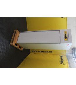 NordCap Umluft-Gewerbetiefkühlschrank TKU 280-SL CNS