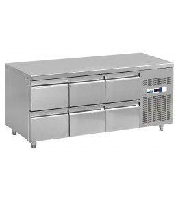 COOL-LINE Kühltisch KT 1795 6Z