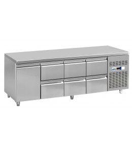 COOL-LINE COOL-LINE-Kühltisch KT 2260 1T 6Z