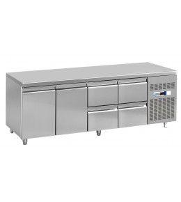 COOL-LINE COOL-LINE-Kühltisch KT 2260 2T 4Z