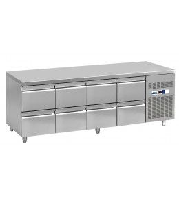COOL-LINE Kühltisch KT 2260 8Z