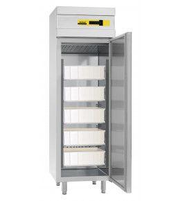 NordCap Umluft-Fischkühlschrank KU 410 FISCH CNS
