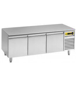 NordCap Unterbautiefkühltisch UTKT 1600