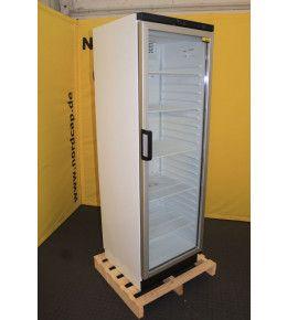 NordCap Gewerbekühlschrank KU 407 G LED