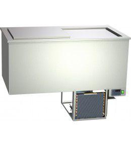 NordCap Einbau-Tiefkühlwanne, Umluft EISU-TKW 120-Z