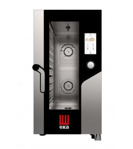 eka Digitaler Elektro-Kombi-Ofen MKF 1011 CTS