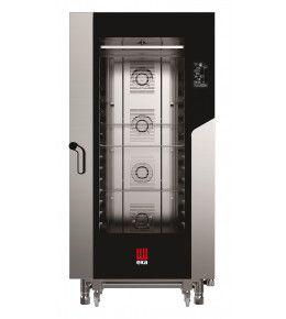 eka Digitaler Elektro-Kombi-Ofen MKF 1664 BM