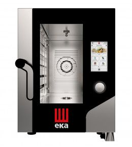eka Digitaler Elektro-Kombi-Ofen MKF 611 CTS