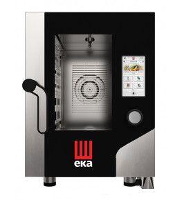eka Digitaler Elektro-Kombi-Ofen MKF 623 CTS