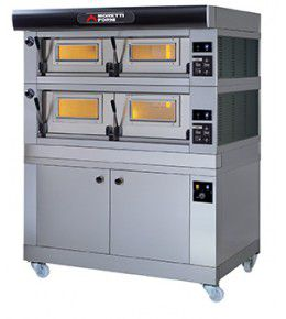 Moretti Forni Elektro-Pizzaofen serieP P120E A