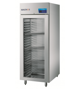 Cool Compact Glastürkühlschrank Magnos 570