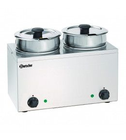 Bartscher Suppenstation Hotpot 2 x 3,5 L