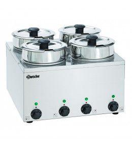 Bartscher Suppenstation Hotpot 4 x 3,5 L