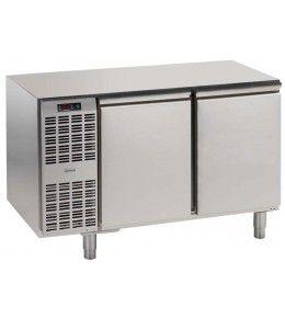 Alpeninox Kühltisch, 2 Abteile CLM 2-7001