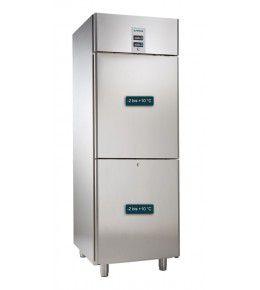 Alpeninox Umluft-Gewerbekühlschrank KK 702-2 Comfort