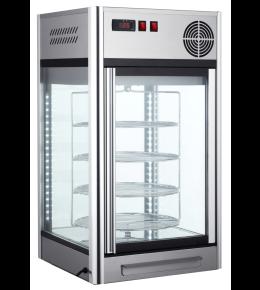 KBS Tischkühlvitrine SC 100 CHR