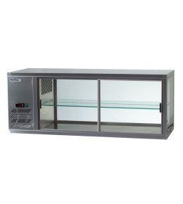 NordCap Aufsatzkühlvitrine AKV-S 146