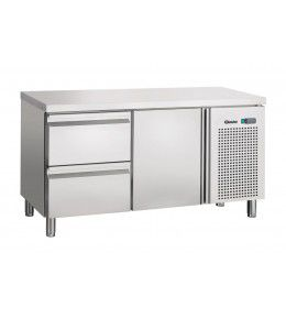Bartscher Kühltisch 1T 2SL