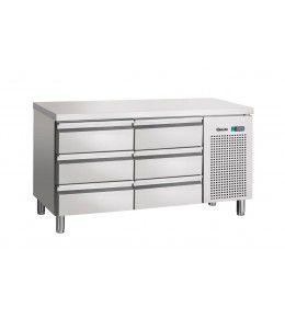 Bartscher Kühltisch 6SL (110804)