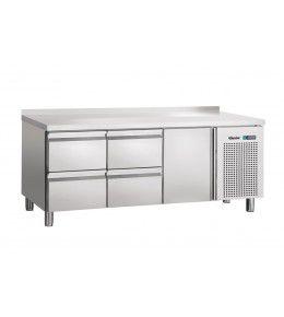 Bartscher Kühltisch 1T 4SL MA