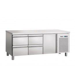 Bartscher Kühltisch 1T 4SL