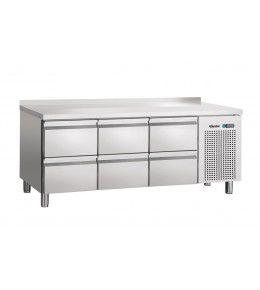 Bartscher Kühltisch 6SL MA (110807MA)
