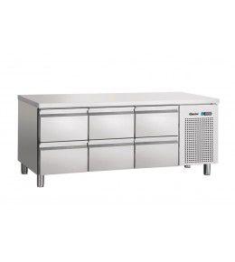 Bartscher Kühltisch 6SL (110807)