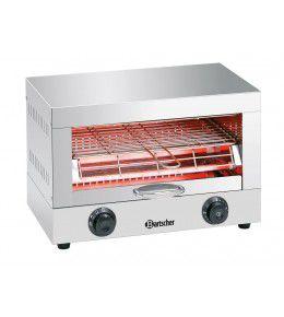 Bartscher Toaster / Überbackgerät 1G