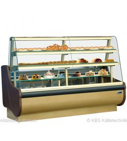 KBS Kuchentheke Bake 1900