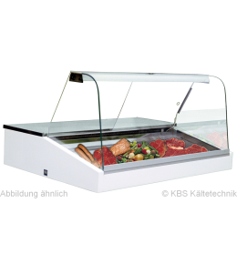 KBS Mehrzweck-Kühlvitrine Basic 170