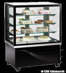 KBS Kuchen- und Tortenvitrine Karina 96