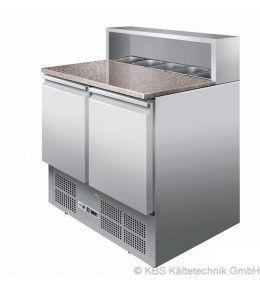 KBS Pizzakühltisch / Belegstation KBS 900 PT