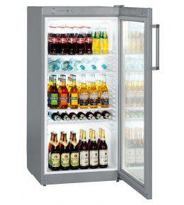Liebherr Glastürkühlschrank FKvsl 2613 Premium