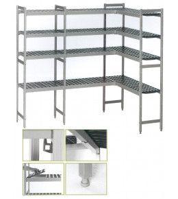 NordCap Kühlzellenregal Z-MB 140-140