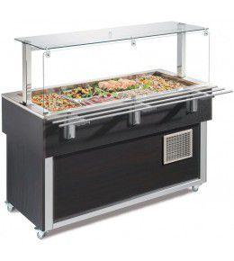 NordCap Salatbar TR-GREEN 4/1 SERVICE