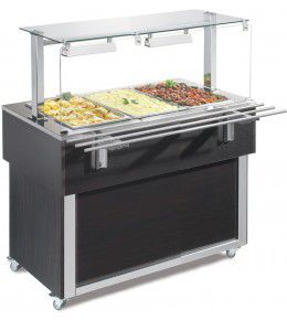 NordCap Bain Marie TR-RED 3/1 SERVICE