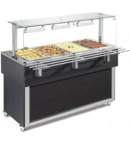 NordCap Bain Marie TR-RED 4/1 SERVICE
