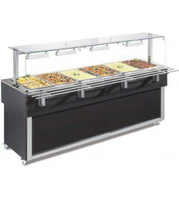 NordCap Bain Marie TR-RED 6/1 SERVICE
