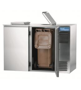 Cool Compact Abfallkühler Magnos 2 x 120 L