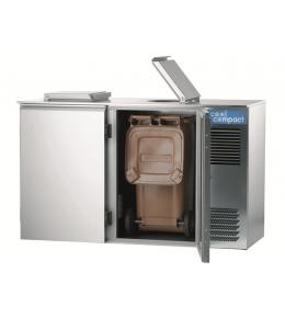 Cool Compact Abfallkühler Magnos 2 x 240 L
