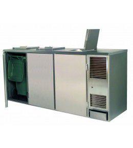 NordCap Abfallkühler AFK 240-3