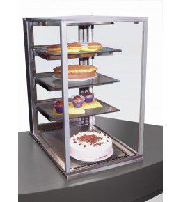 NordCap Einbaukühlvitrine CAKE TOWER 78-E