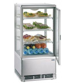 COOL-LINE Auftischkühlvitrine ATV 72