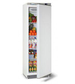 COOL-LINE Umluft-Gewerbekühlschrank RC 400 WEISS