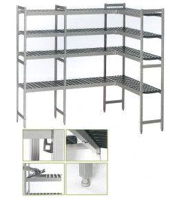 NordCap Kühlzellenregal Z-MB 140-200