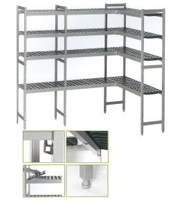 NordCap Kühlzellenregal Z-MB 230-170