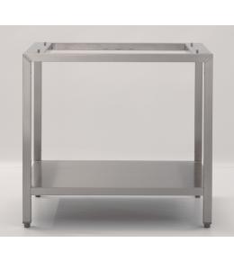 Eloma Untergestell ohne Auflagen, 850 mm hoch