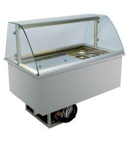 NordCap Einbaukühlvitrine EPV-EURO 1