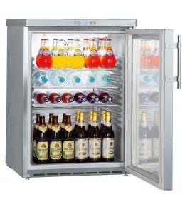 Liebherr Glastürkühlschrank FKUv 1663 Premium
